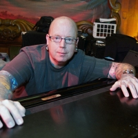 Rick Keene Music Scene - Mike Jones Creates 'Magic' with Penn Jillette. Part One