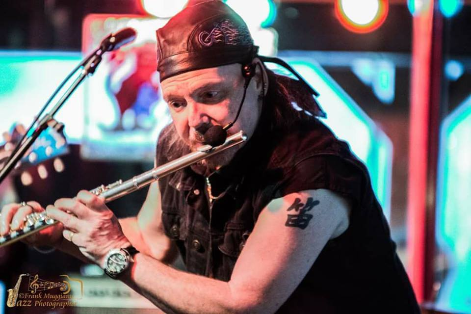 Rick Keene Music Scene – Jethro Tull Influences Smoked Meat Pete's Blues Band The Devil Dawgs !