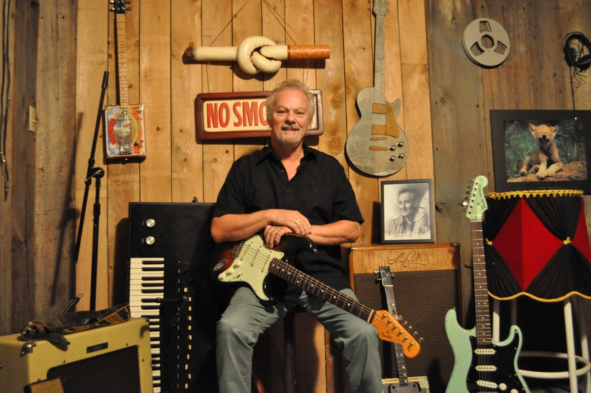 Rick Keene Music Scene – Myles Goodwyn Has The Blues and That's a Good Thing! Part One.