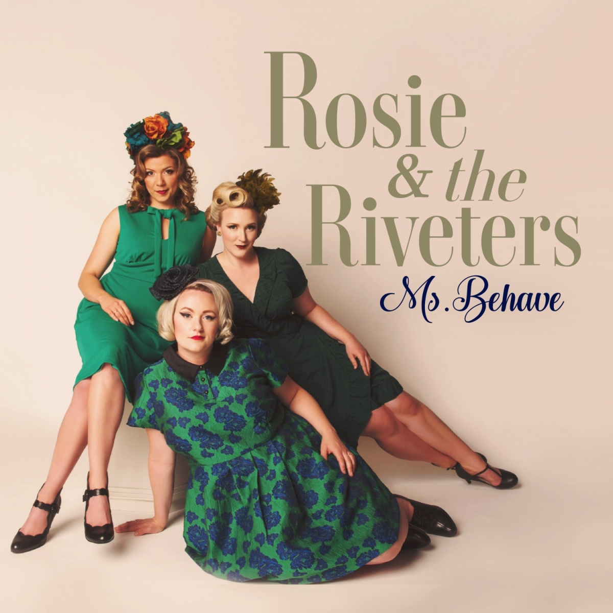 Rick Keene Music Scene – Rosie and The Riveters; Three Voices Singing forWomen