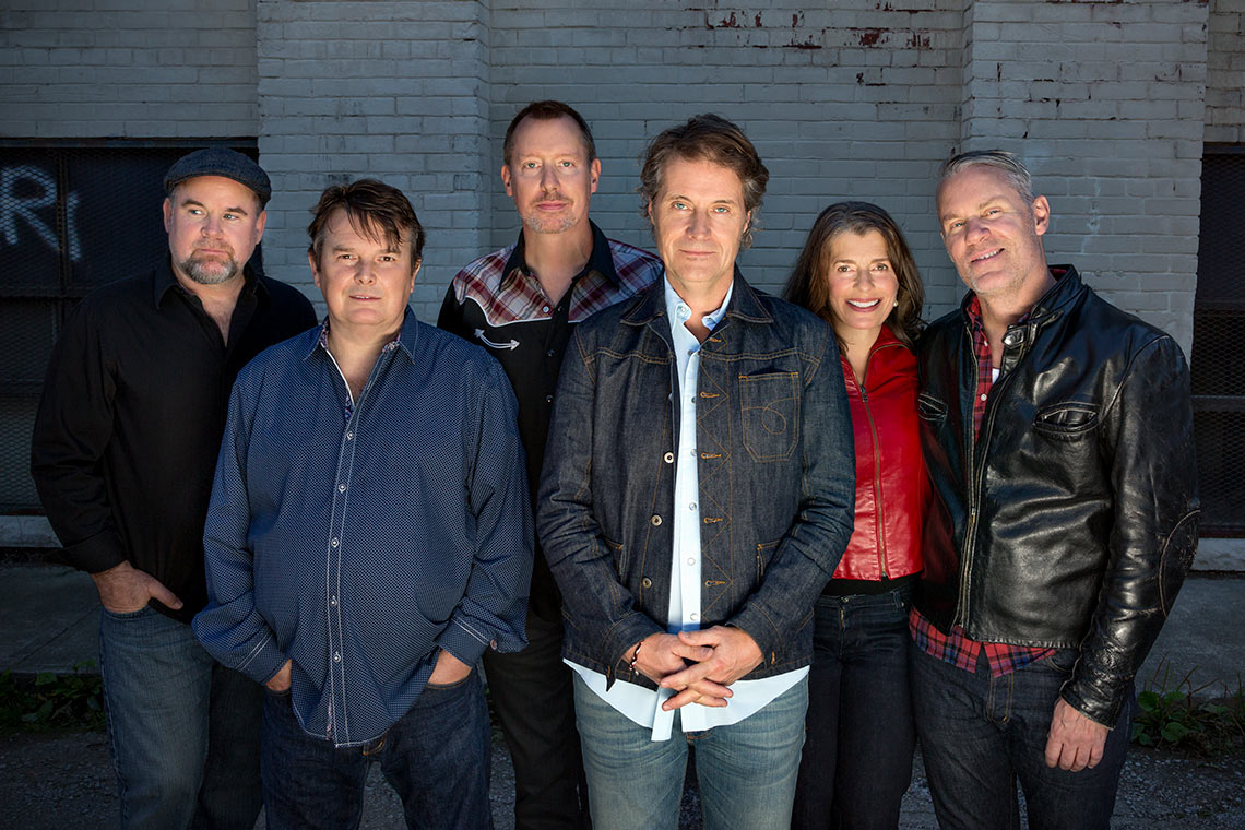 Rick Keene Music Scene – Jim Cuddy Band Review; Making People Smile