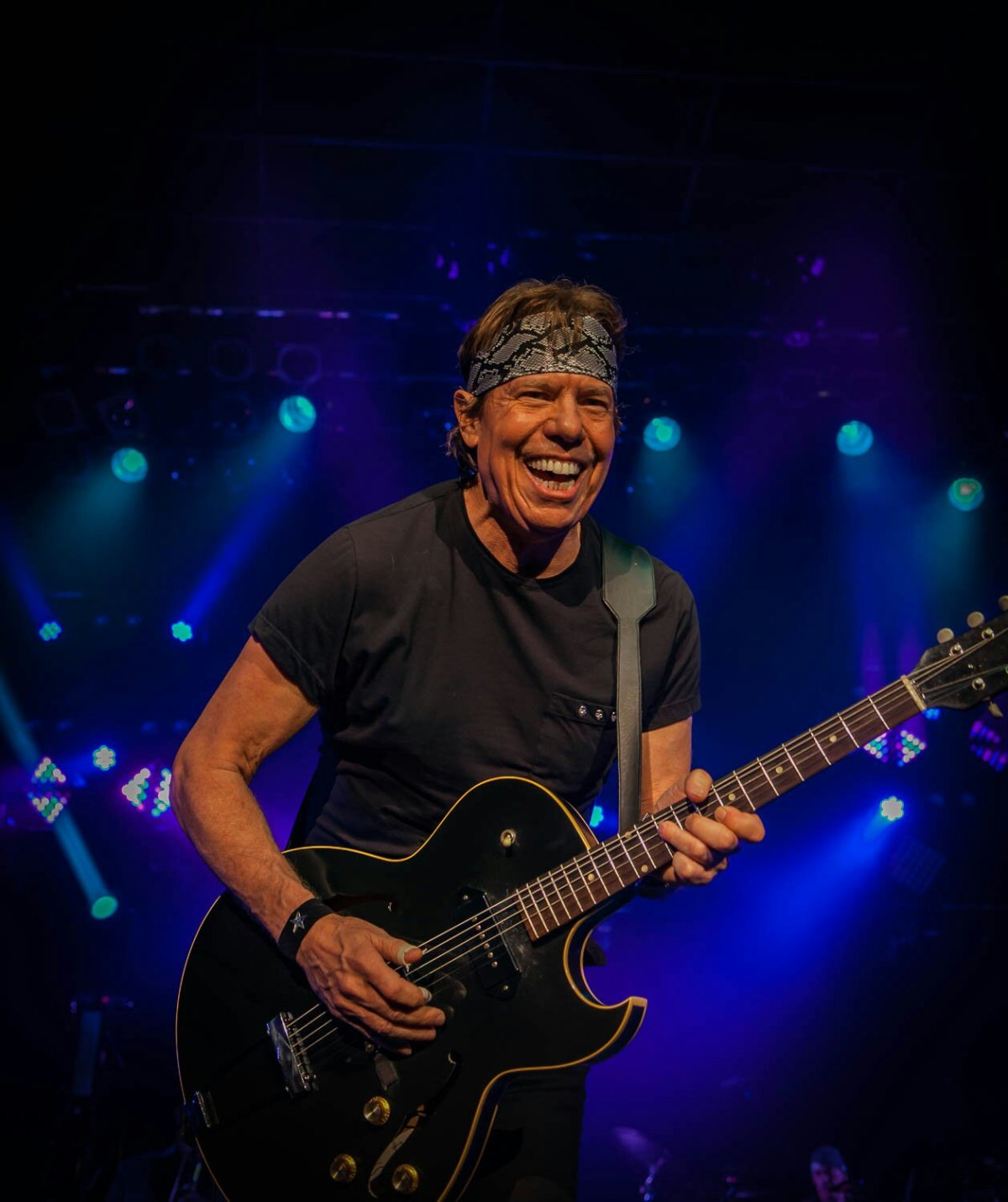 Rick Keene Music Scene -George Thorogood Delivers a Rock n Roll History Lesson and Song Requests