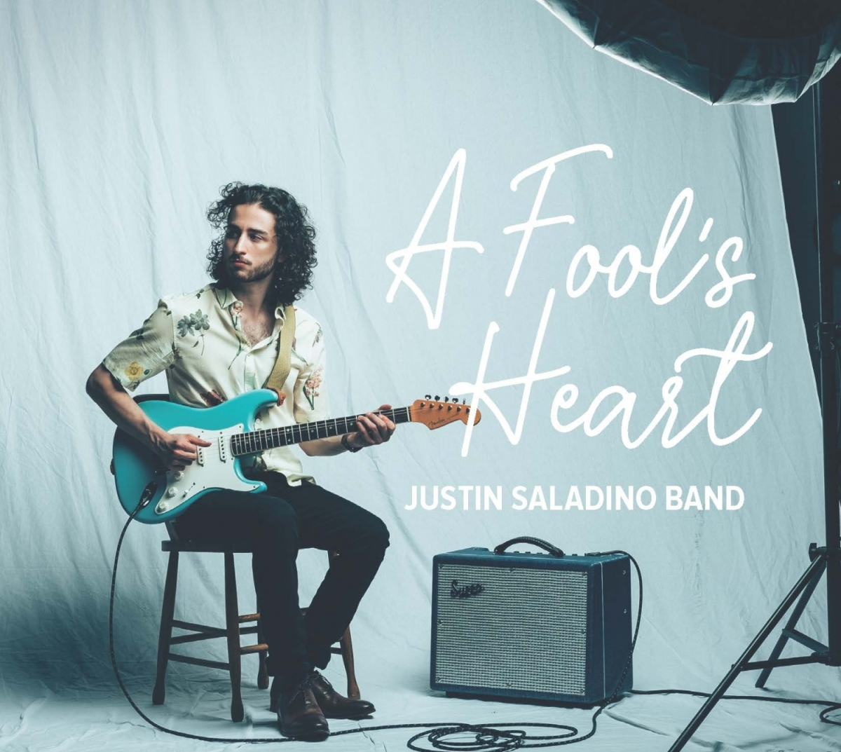 Rick Keene Music Scene – Justin Saladino is Brilliant with Latest Album 'A Fool's Heart'