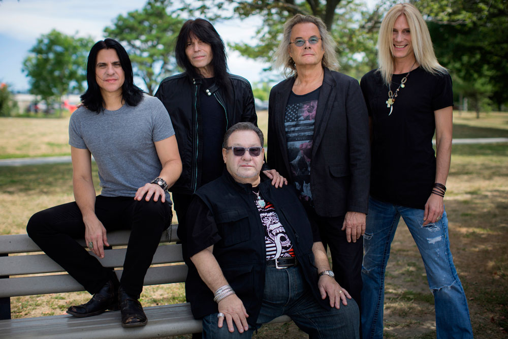 Rick Keene Music Scene – The Guess Who's Original Drummer Garry Petersen Talks Music and The New Guess Who Album