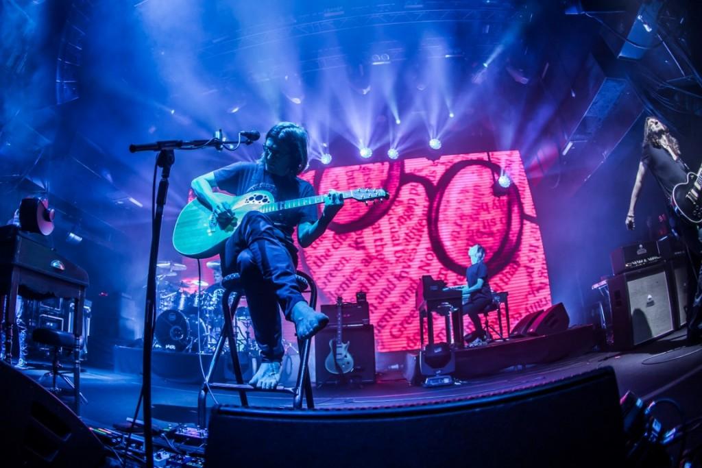 Rick Keene Music Scene – Steven Wilson Puts On AClinic.