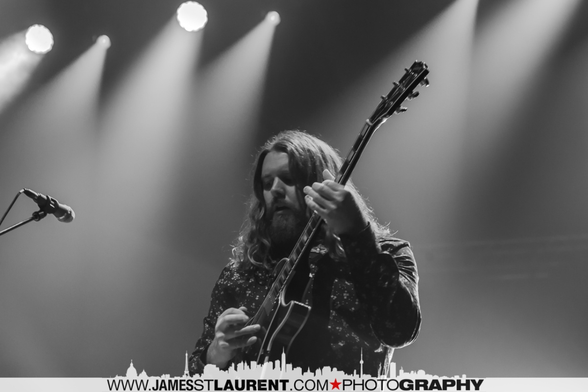 Rick Keene Music Scene – The Sheepdogs Take Montreal On a Ride