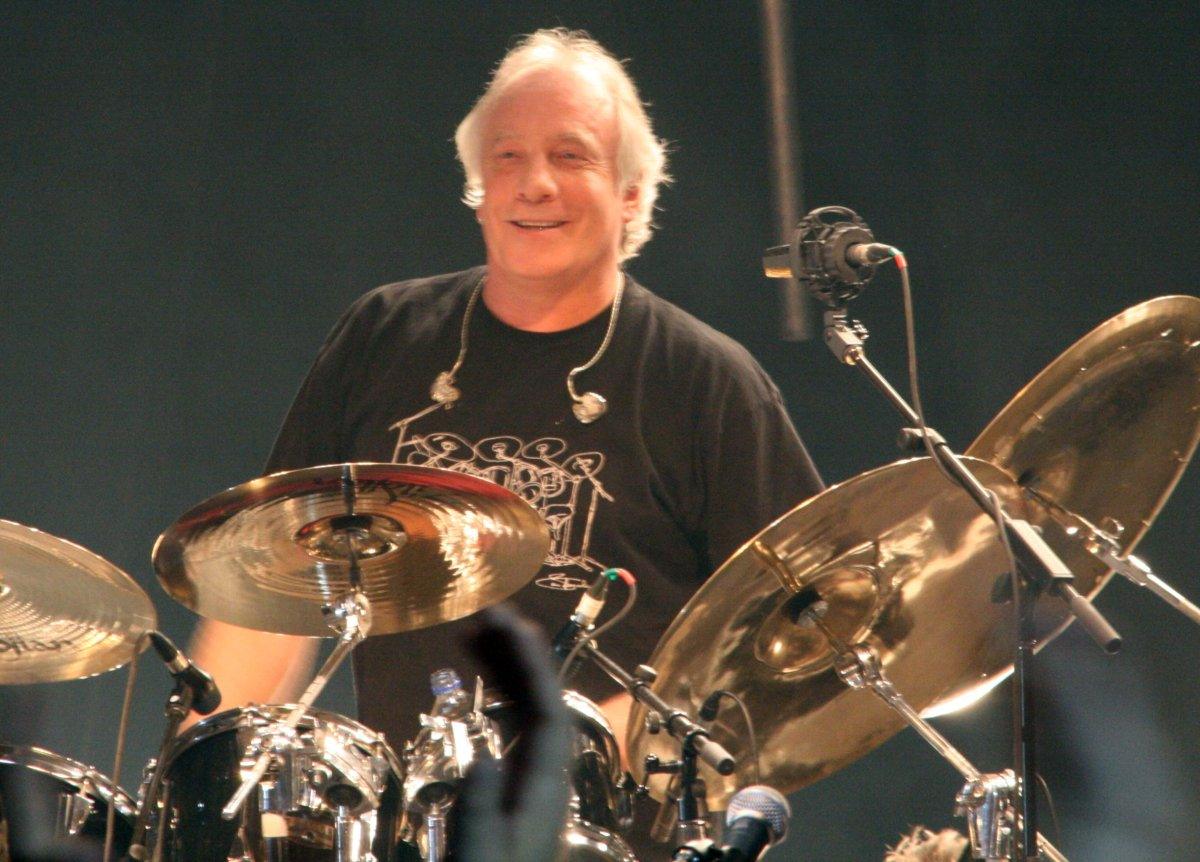 Rick Keene Music Scene – Marillion Drummer Ian Mosley; The Beat Goes On. Part Two