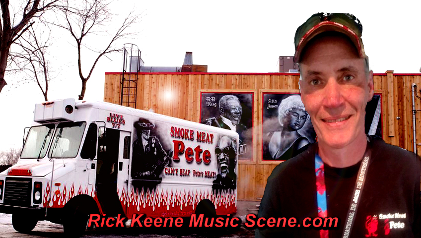 Rick Keene Music Scene – Thank God It Is Friday and Why Did I Not Feed the Fish?
