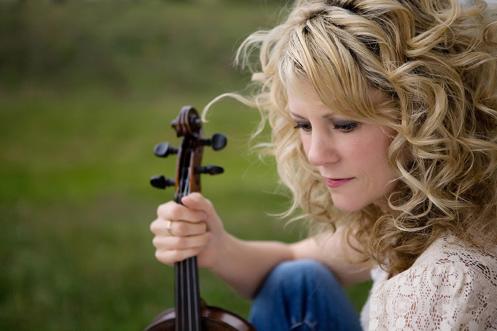 Rick Keene Music Scene – Natalie MacMaster. 'Spa' Days Create Juno Nominated Albums. WhoKnew?