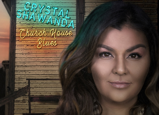 Rick Keene Music Scene – Crystal Shawanda Abandons Country Music For Her First 'Love' on Church House Blues