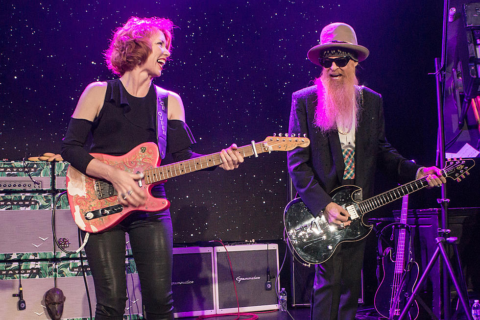 Rick Keene Music Scene – Juno Award Winner Sue Foley Shares Her Experience of Playing with Billy Gibbons