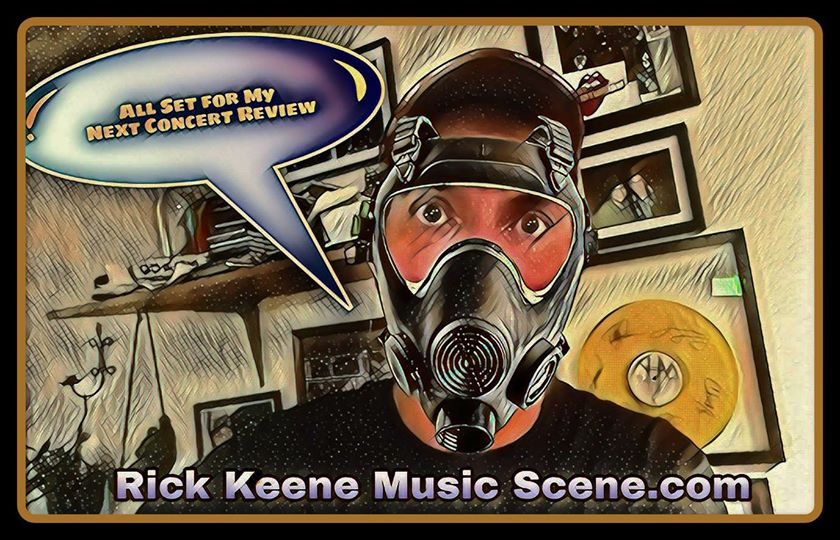 Rick Keene Music Scene – The Best New Tunes