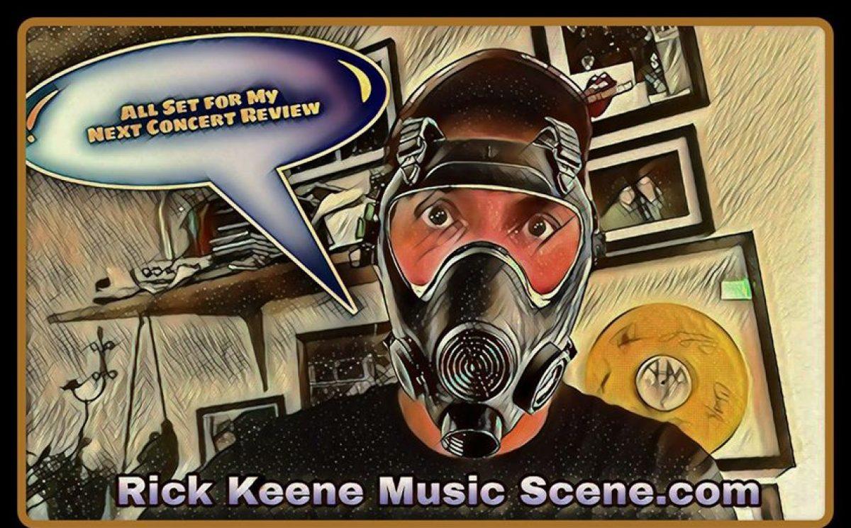Rick Keene Music Scene