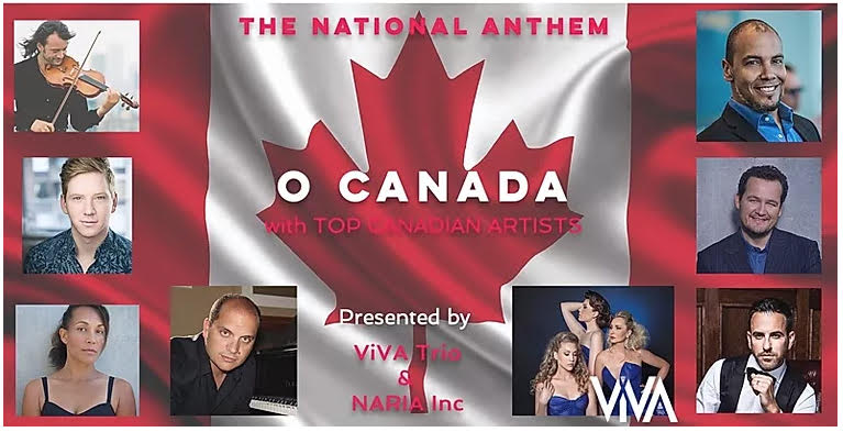 Rick Keene Music Scene – Celebrating Canada Day Musically With Canadians.Eh?