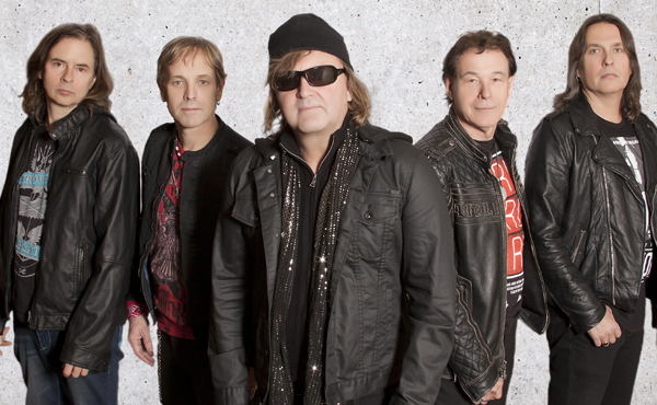 Rick Keene Music Scene – Johnny Dee of Honeymoon Suite Talks New Single and Album