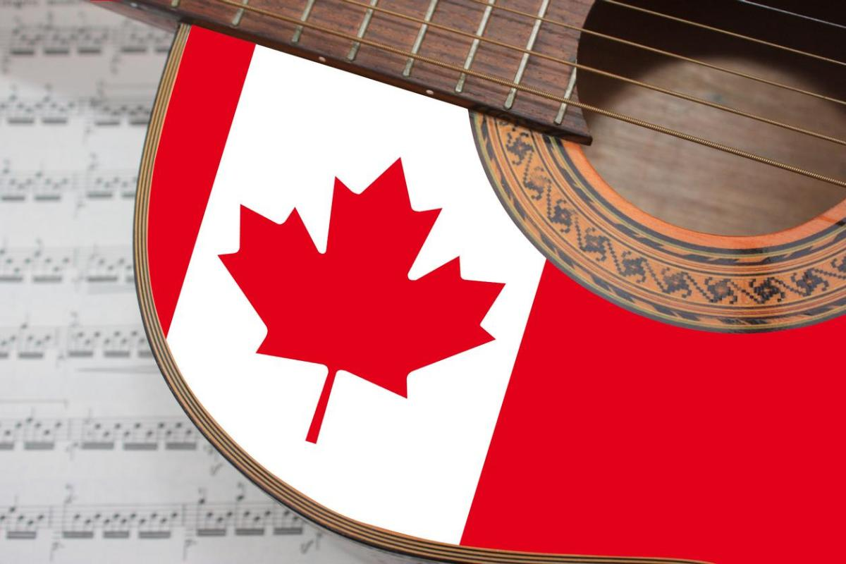 Rick Keene Music Scene Presents; An Alphabetical CanadianPlaylist
