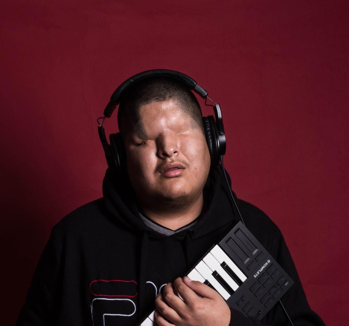 Rick Keene Music Scene – Blind Indigenous Artist MATTMACInspires