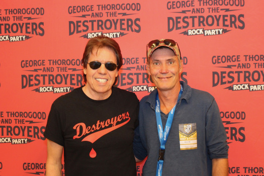 Rick Keene Music Scene – George Thorogood To Make Grand Ole Opry Debut
