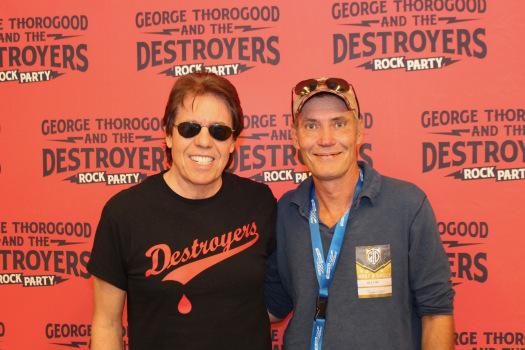 Rick Keene Music Scene – George Thorogood To Make Grand Ole OpryDebut