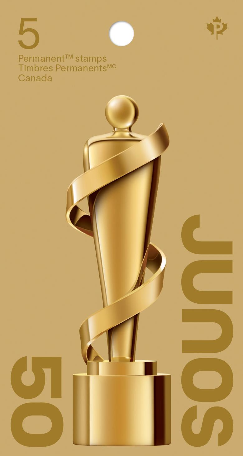 Rick Keene Music Scene – Canada Post Celebrates The JUNO Awards GoldenAnniversary