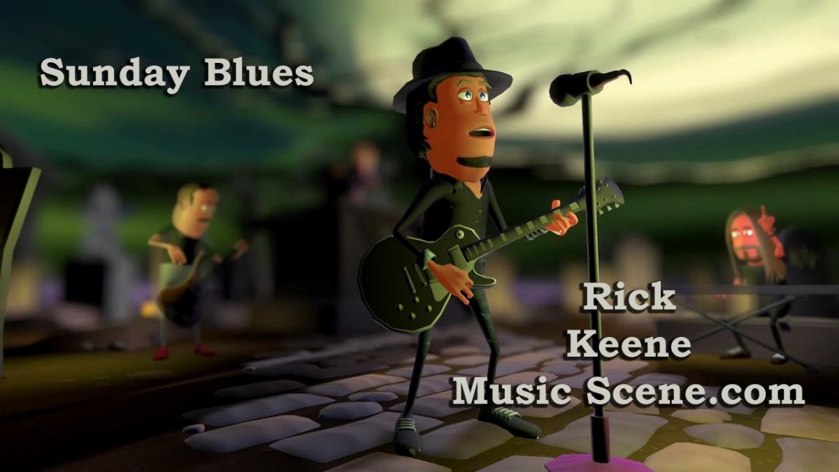 Rick Keene Music Scene – Sunday NightBlues