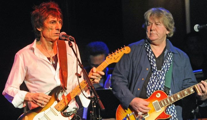 Rick Keene Music Scene – The Ronnie Wood Band Plays Tribute to JimmyReed.